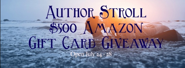July Author Stroll